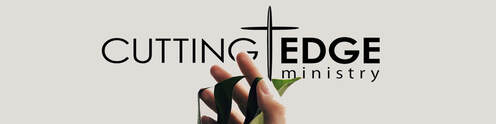 Cutting Edge Ministry